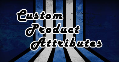 Display Custom Product Attributes in Magento
